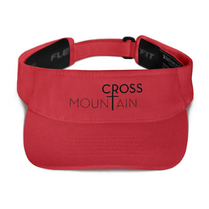 Cross Mountain Visor