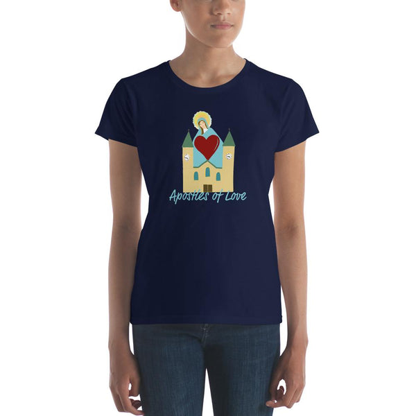 Apostles of Love T-shirt - Women's