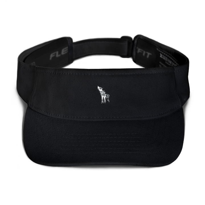 Friendly Wolf Visor