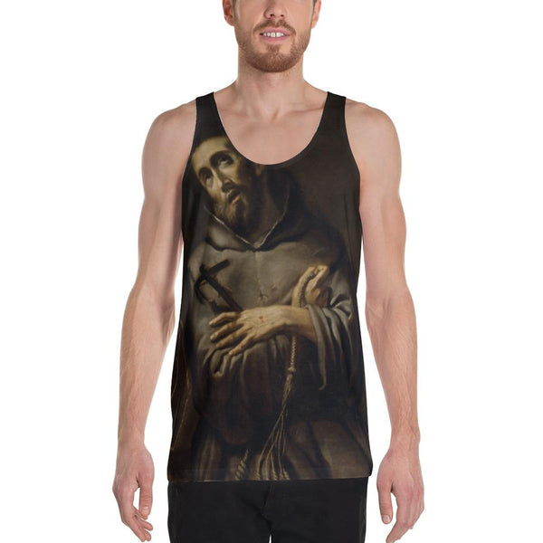 St. Francis of Assisi Unisex Tank Top