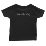 Friendly Wolf Infant Tee