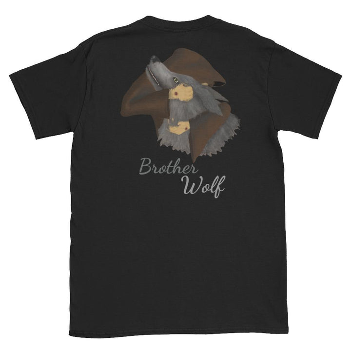 Brother Wolf St. Francis T-shirt