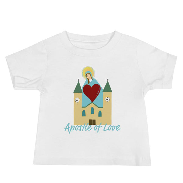 Apostle of Love Baby Jersey Tee