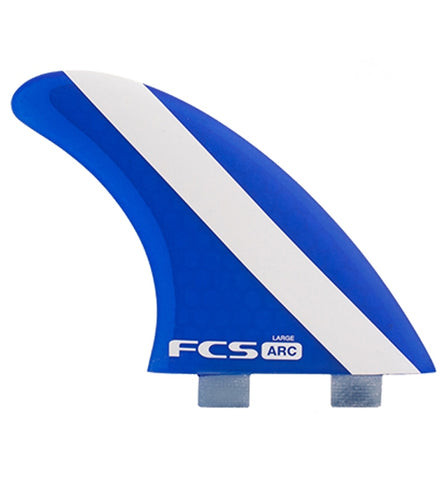 FCS ARC Performance Core Large Tri Surfboard Fin Set