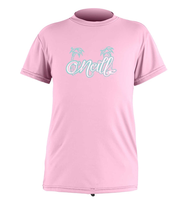 O'Neill Toddler Skins S/S Rash Tee Girls