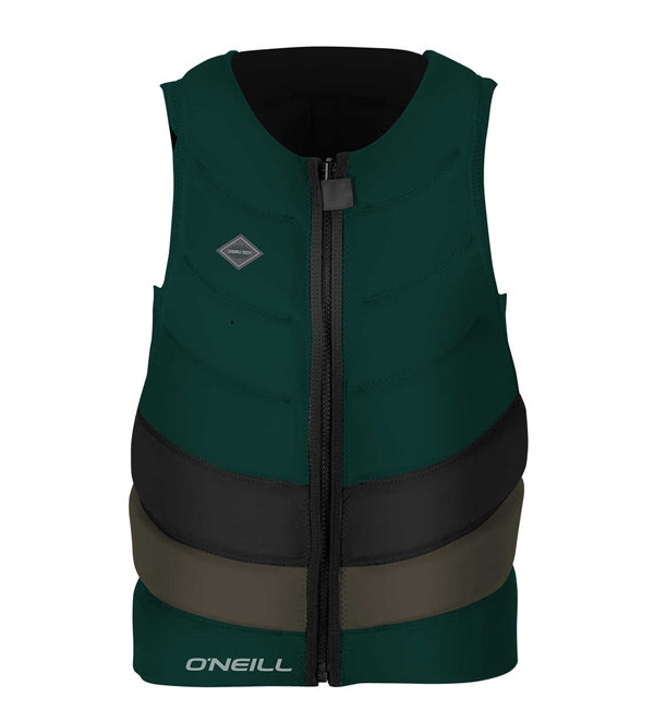 O'Neill Gooru Tech Front Zip Competition Vest