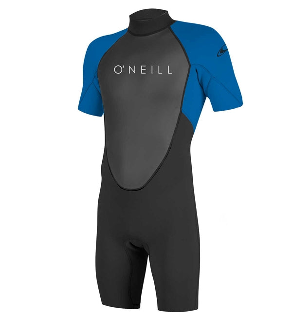 O'Neill Youth Reactor II 2mm Back Zip Shortie Wetsuit