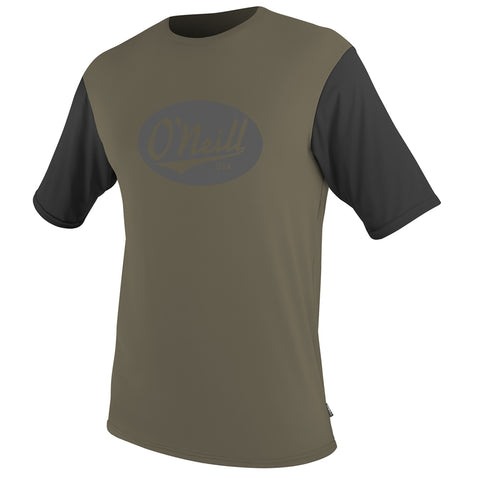 O'Neill Premium Skins Graphic Short Sleeved Sun Shirt