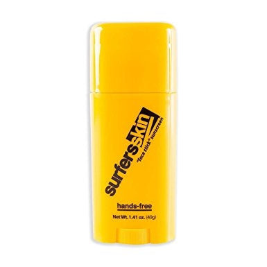 Surfers Skin Spf30 Sun Screen Handsfree Stick 40g