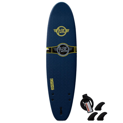 Surfworx Hellcat 8ft Mini Mal Surfboard