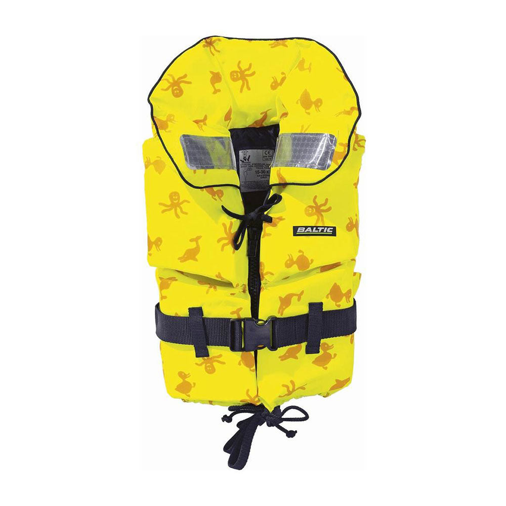 Baltic 100N Printed Life Jacket - 15-30Kg