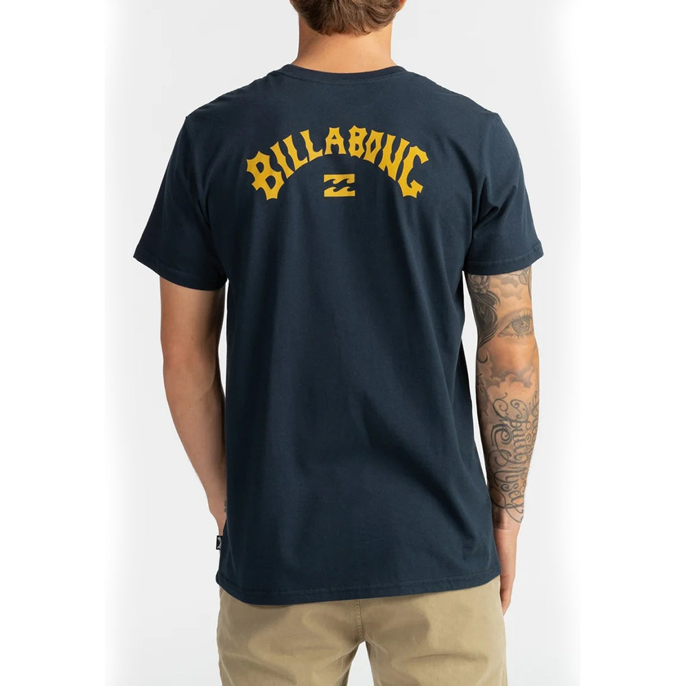 Billabong Arch Wave Short Sleeved T-Shirt