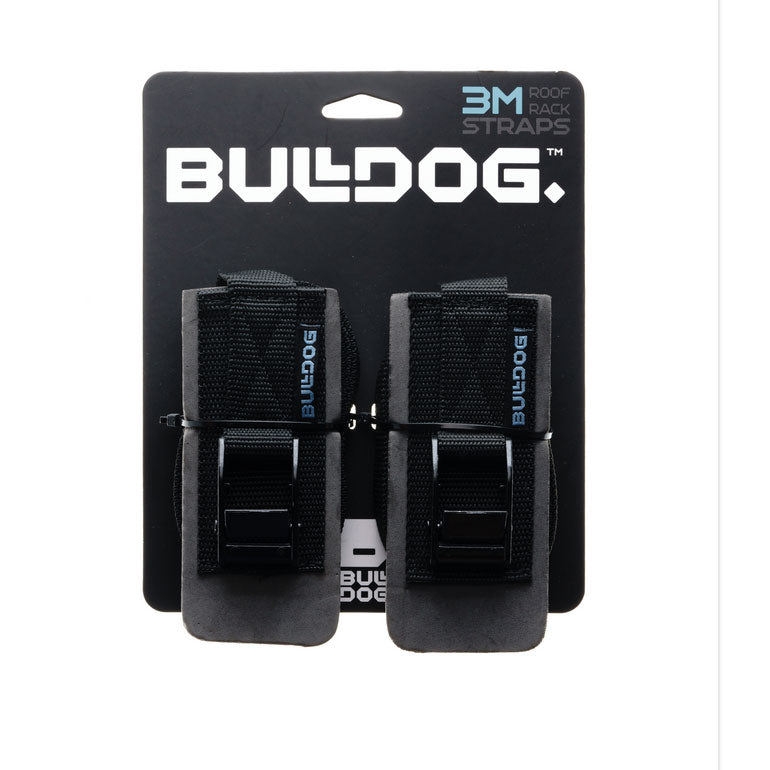 Bulldog 3m Roof Rack Straps