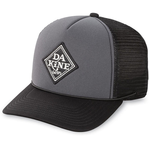 Dakine Lock Down Trucker Cap Blk/Charcoal