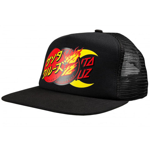 Santa Cruz Dot Group Meshback Cap