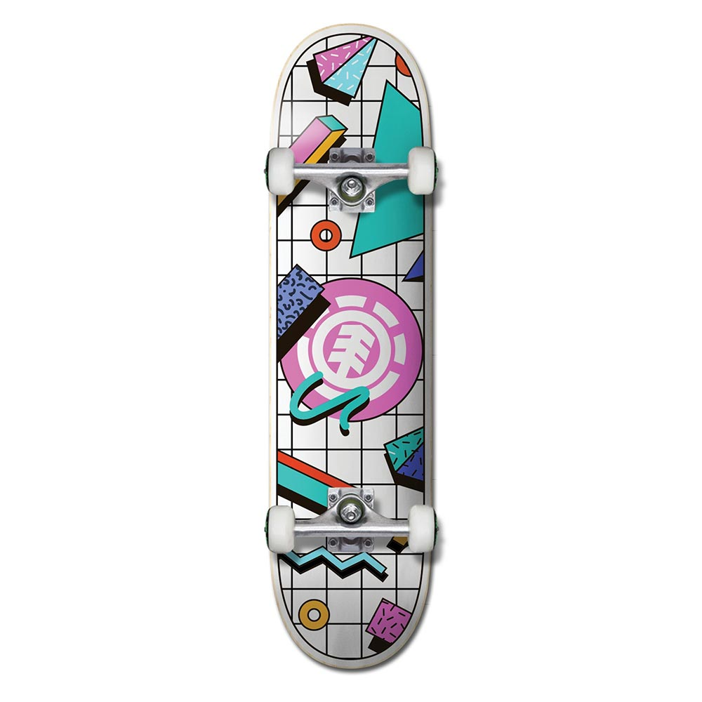 Element Off The Charts 7.75 Complete Skateboard