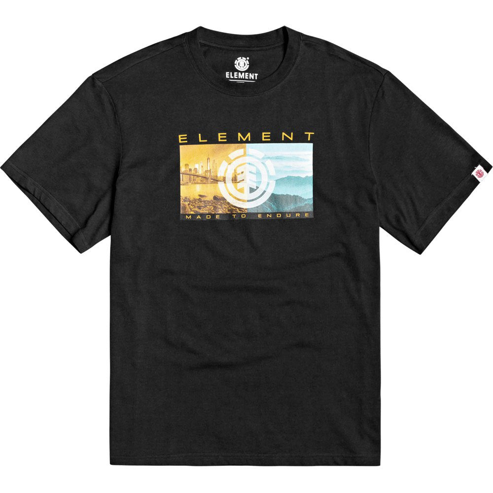Element Sentinel Short Sleeved T Shirt