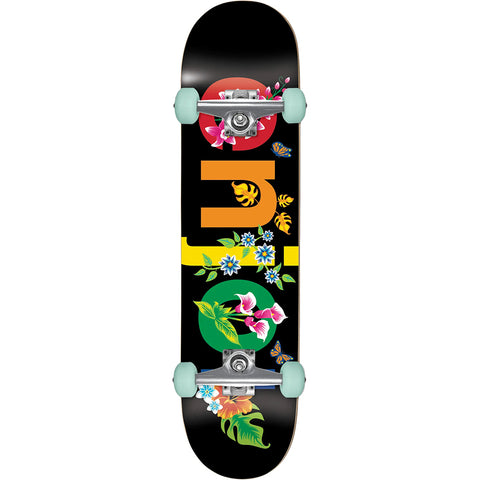 "Enjoi Flowers Resin Premium 8"" Complete Skateboard"