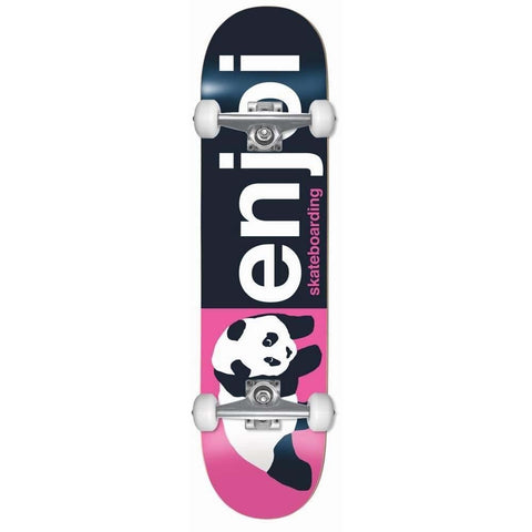 "Enjoi Half and Half 8"" Complete Skateboard"
