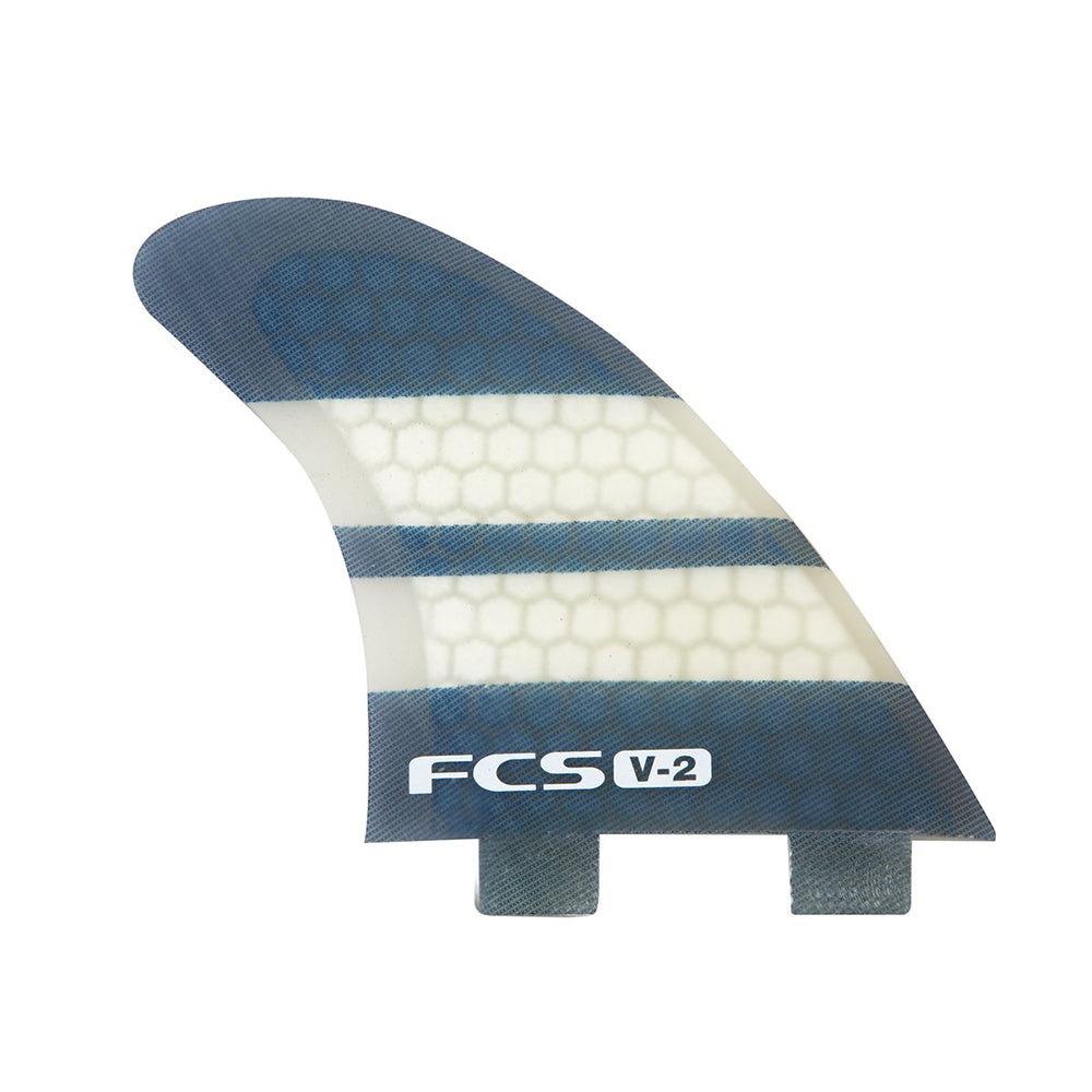 FCS V-2 Performance Core Quad Fin Set