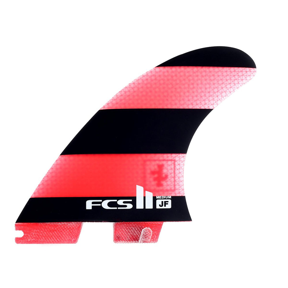 FCS 2 Jeremy Flores Performance Glass Tri Fin Set