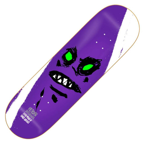 Heroin DMODW Call of the Wild Skateboard Deck 9.25""