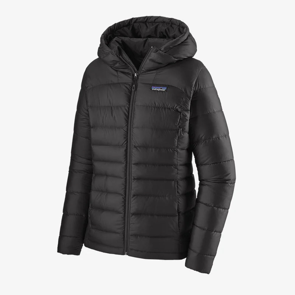 Patagonia Womens Hi-Loft Down Hooded Jacket