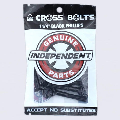 "Independent 1.1/4"" Phillips Bolts - Pack of 8"