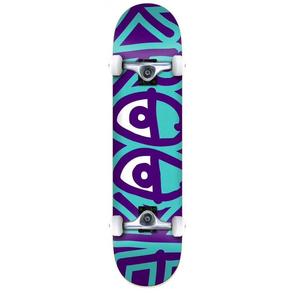 "Krooked Bigger Eyes 7.5"" Complete Skateboard"