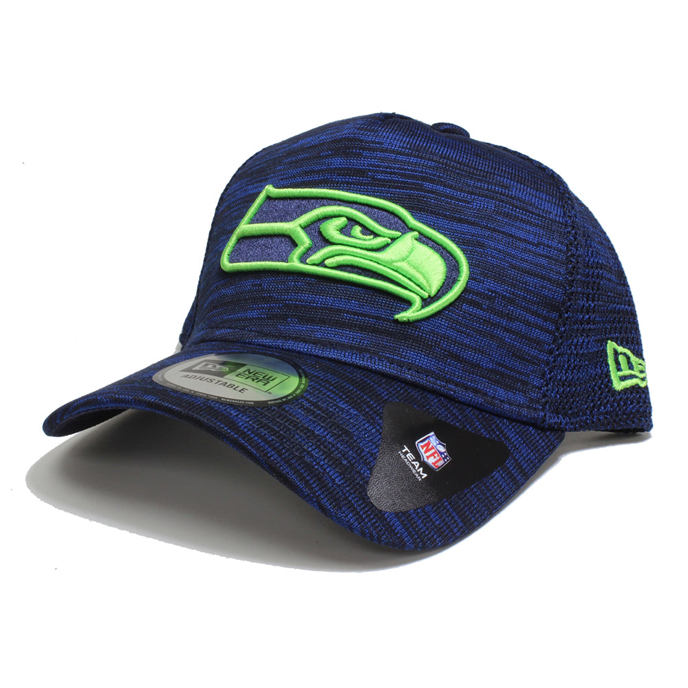 New Era Engineered Fit 9Forty Seattle Seahawks Cap Navy