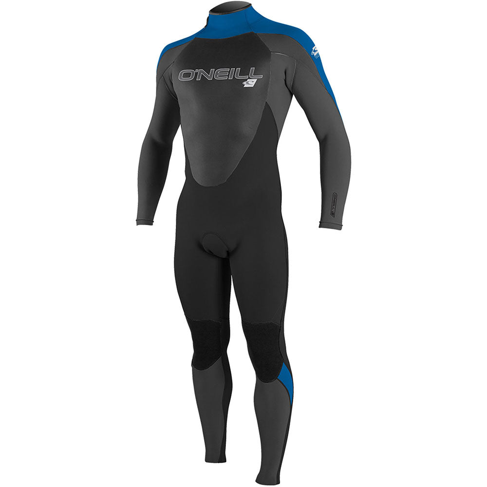 O'Neill Epic 4/3mm Back Zip Wetsuit - Black Graphite