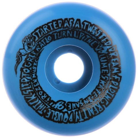 OJ Speed Wheels Street 60mm 92a Skateboard Wheels