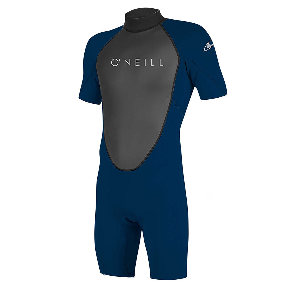 O'Neill Reactor 2 2mm Back Zip Shortie Wetsuit  - Abyss/Abyss