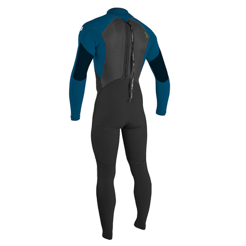 O'Neill Youth Epic 5/4mm BZ Full Wetsuit - Black/Ultrablue/Dayglo