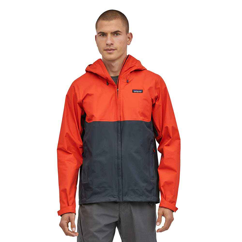 Patagonia Torrentshell 3L Jacket  - Hot Ember