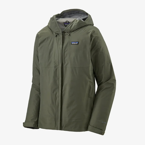 Patagonia Torrentshell 3L Jacket - Industrial Green