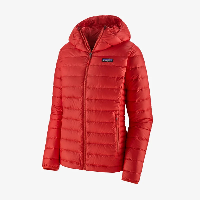 Patagonia Womens Down Sweater Hooded Jacket