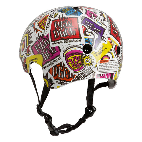 Pro Tec Classic Skate Bike Helmet New Deal