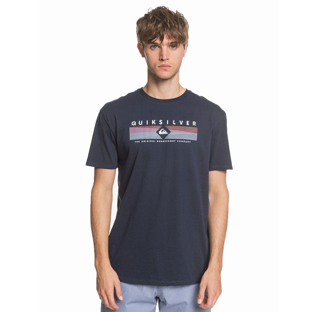 Quiksilver Distant Fortune Short Sleeved T Shirt