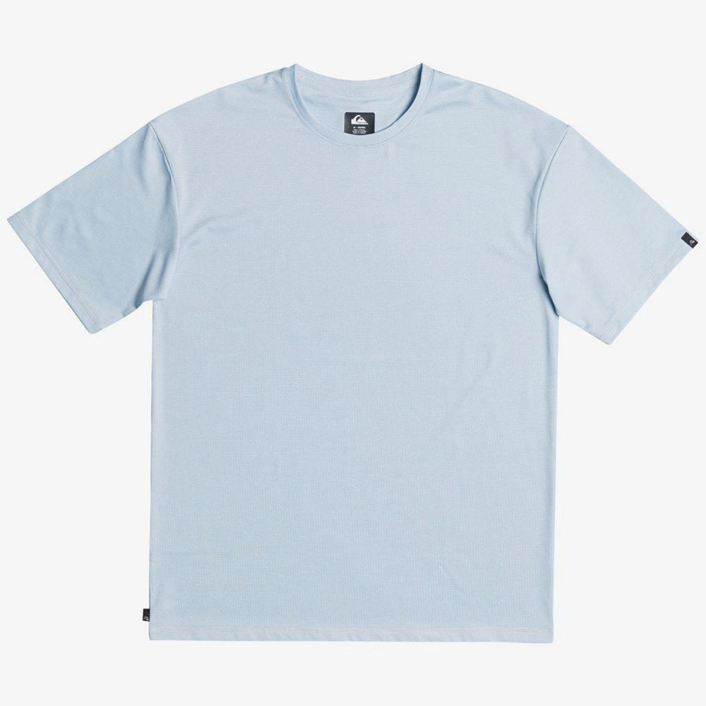 Quiksilver Everyday Surf Tee - Airy Blue