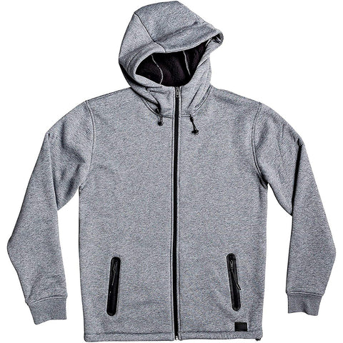 Quiksilver Kurow Sherpa Hooded Zip Fleece