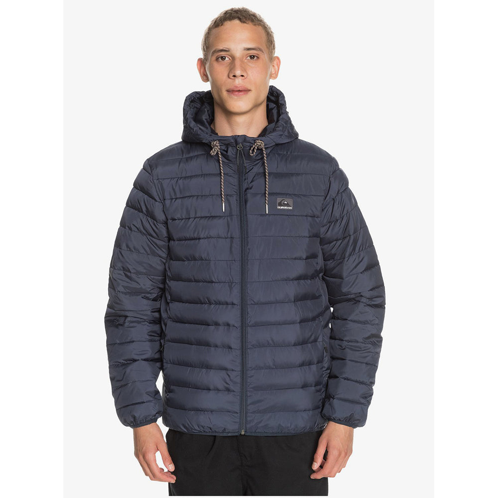 Quiksilver Scaly Hood Jacket - Parisian Night
