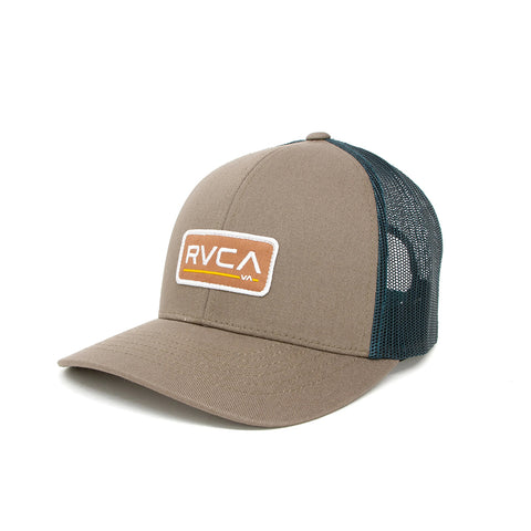 RVCA Ticket Trucker III Cap