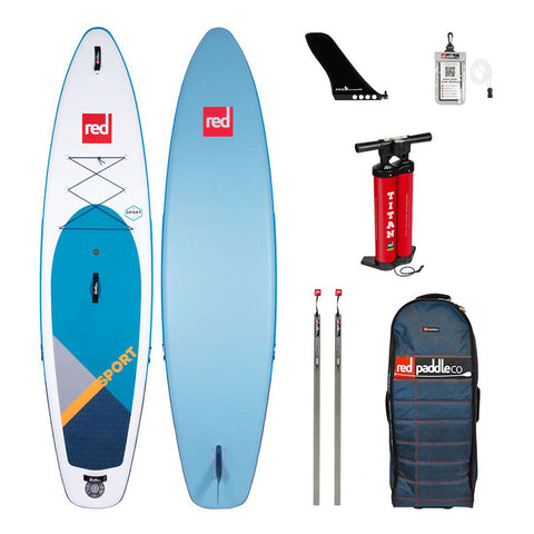 Red Paddle Co Sport 11'3 Blue 2020 Stand Up Paddle Board