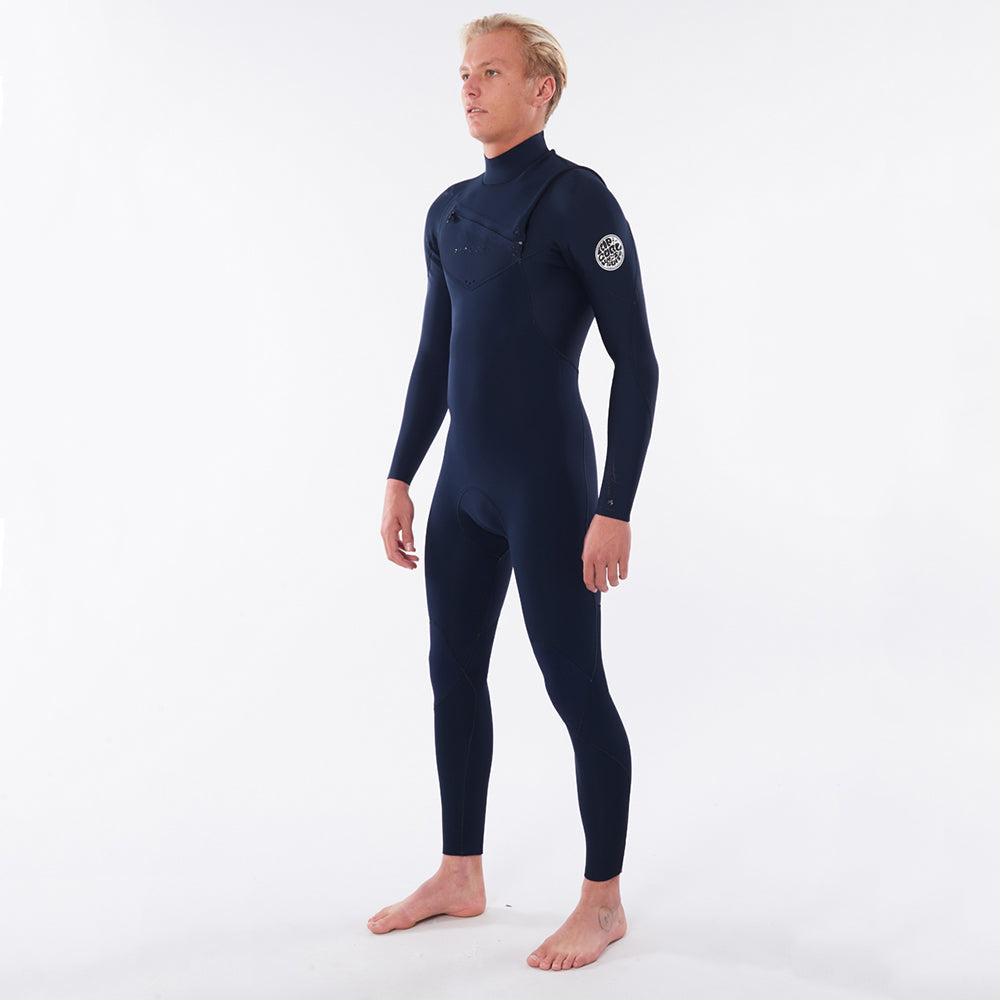 Rip Curl Dawn Patrol Performance 5/3mm CZ Winter Wetsuit - Navy