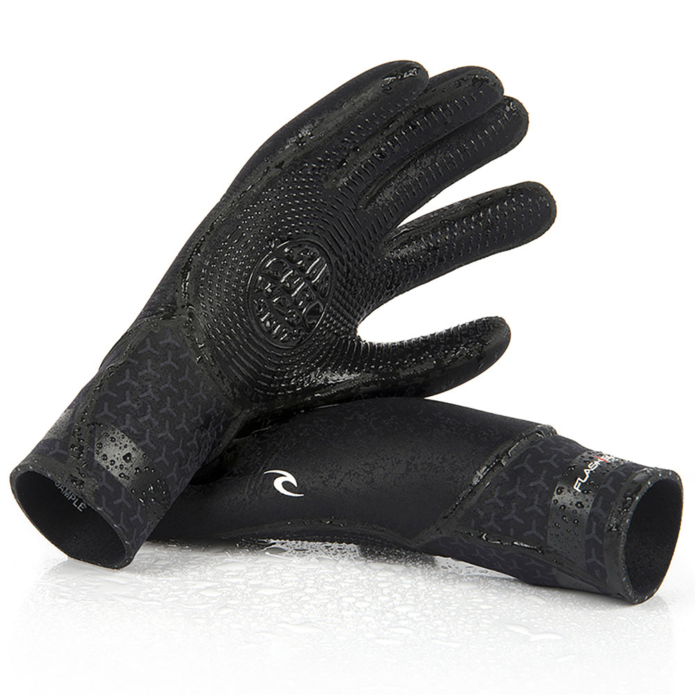 Rip Curl Flashbomb 5/3mm Wetsuit Gloves