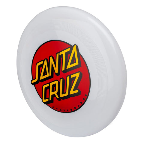 Santa Cruz Dot Flying Disk