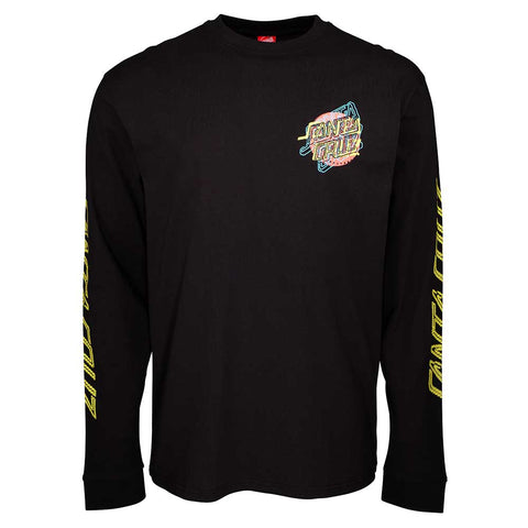 Santa Cruz No Pattern Long Sleeved T-Shirt