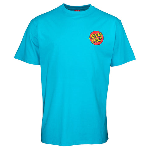 Santa Cruz Classic Dot Chest T-Shirt