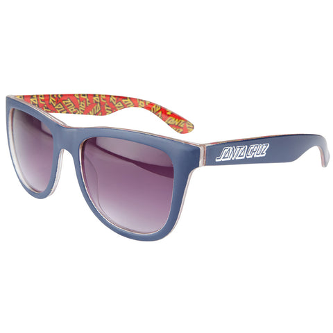 Santa Cruz Multi Classic Dot Sunglasses - Dark Navy